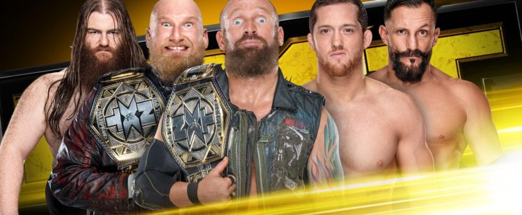 NXT Preview – December 20, 2017